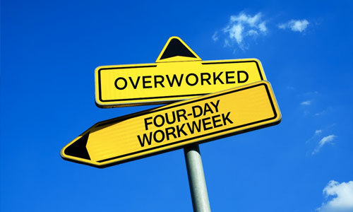How I Switched From Overworked To A Four Day Work Week!