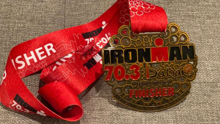 Finishing My First Half IronMan Was Much More than Athletic Ability