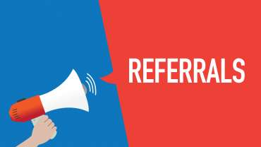 If You Want to Get Referred, You'll Need to Be Referable